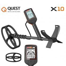 Détecteur de métaux Quest X10