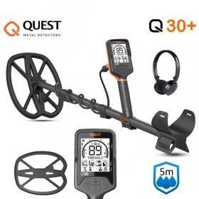 Détecteur de métaux Quest Q30+