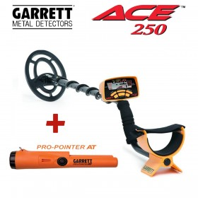 Garrett Ace 250 + Pro Pointer AT