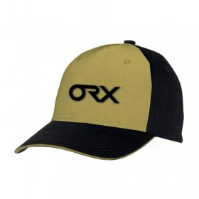 Casquette ORX dorée & noire