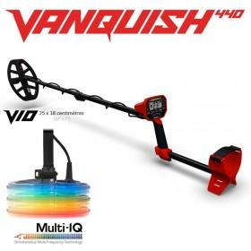 Détecteur Minelab Vanquish 440