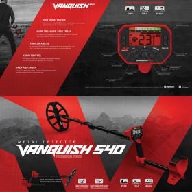 Boite du Vanquish 540