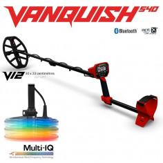 Détecteur Minelab Vanquish 540