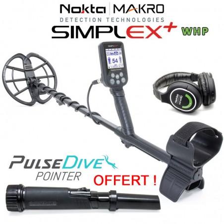 Détecteur Simplex + WHP Nokta Makro