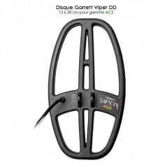 Disque Viper Garrett DD 15 x 28 cm pour ACE
