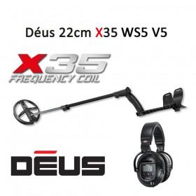 XP Déus X35 22cm WS5