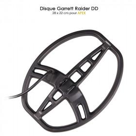 Disque Raider Garrett DD 28...