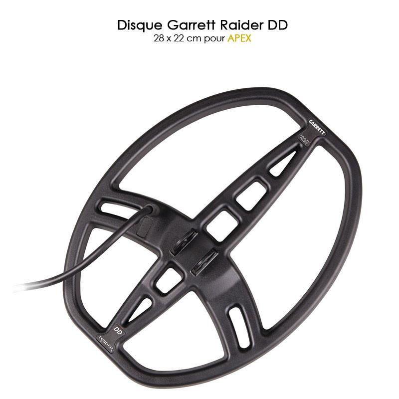 Disque Raider Garrett DD 28 x 22 cm pour APEX