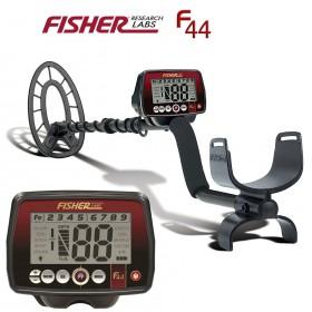 Détecteur de métaux Fisher F44