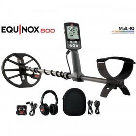 Détecteur de métaux Minelab Equinox 800