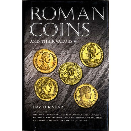Roman coins and their values volume V