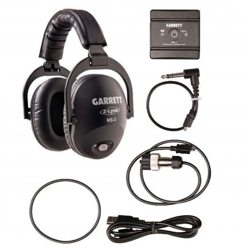 Casque audio Garrett sans fil MS-3 Z-Lynk