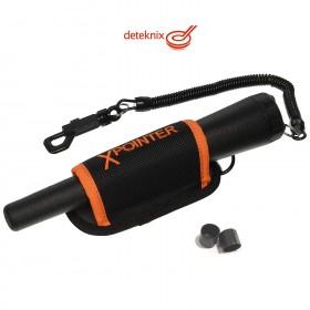 Xpointer Deteknix Noir avec cordon de sécurité