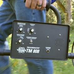 Le TM 808 en action et ses réglages