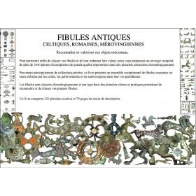 Informations sur le livre et les fibules antiques