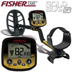 Détecteur de métaux Fisher Gold Bug Pro DP