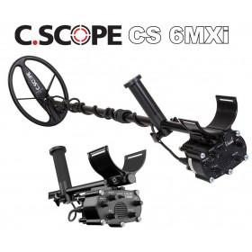 Détecteur de métaux CScope 6MX i
