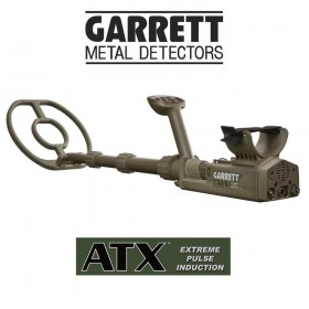 Détecteur de métaux Garrett ATX DD 25cm x 30 cm