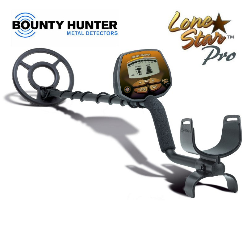 Détecteur de métaux Bounty Hunter Lone Star Pro