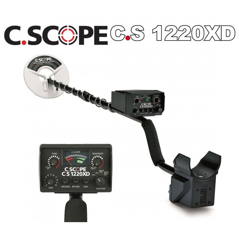 Détecteur CScope 1220 XD