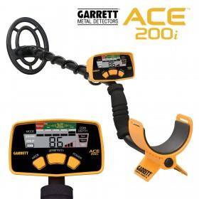 Détecteur de métaux Garrett ACE 200i