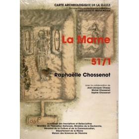 Carte-archéologique de la marne (51)