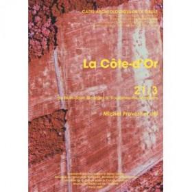 Carte archéologique de la côte d'or tome III