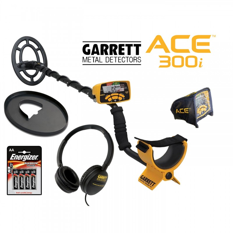 Détecteur de métaux Garrett ACE 300i