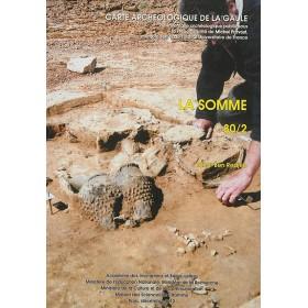 Carte archéologique de la somme (80) Tomme II
