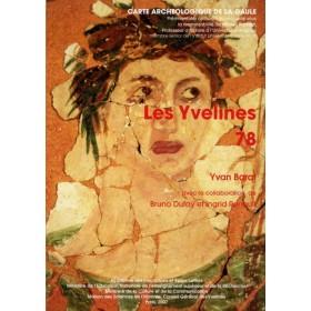 Carte archéologique des Yvelines (78)