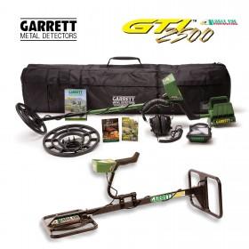 Détecteur de métaux Garrett GTI 2500 avec tête Eagle Eye grande profondeur