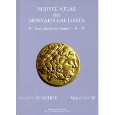 Nouvel Atlas Monnaies Gauloise Tome IV