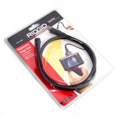 Caméra de remplacement + câble pour See Snake Ridgid