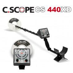 Détecteur de metaux C-Scope 440 XD