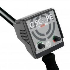 Écran de contrôles du C-Scope 440 XD