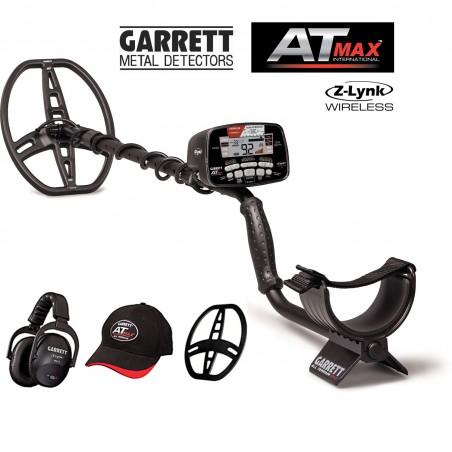 Détecteur de métaux Garrett AT Max