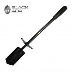 Pelle à pieds Invader Black Ada