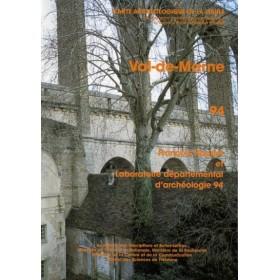 Carte archéologique du Val de marne (94)
