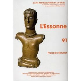 Carte archéologique de l'Essonne (91)