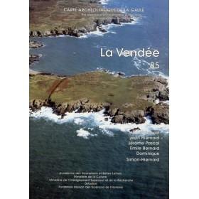 Carte archéologique de la Vendée (85)