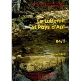 Carte archéologique du Lubéron et du pays d'Apt