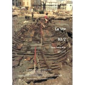 Carte archéologique du Var tome II (83)