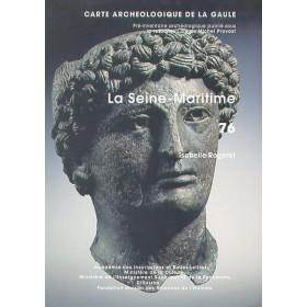 Carte archéologique de la Seine maritime (76) Tome I