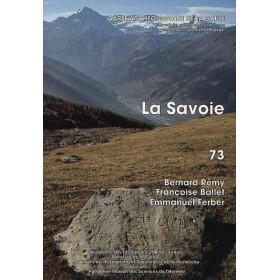 Carte archéologique de la Savoie (73)