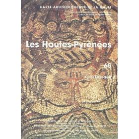 Carte archéologique des Hautes Pyrénées (65)