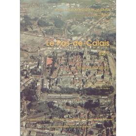Carte archéologique du Pas de Calais (62) Tome I