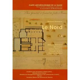 Carte archéologique du Nord (59)