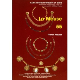 Carte archéologique de la Meuse (55)