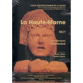 Carte archéologique de la Haute Marne (51)