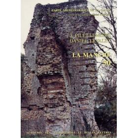 Carte archéologique de la manche (50)